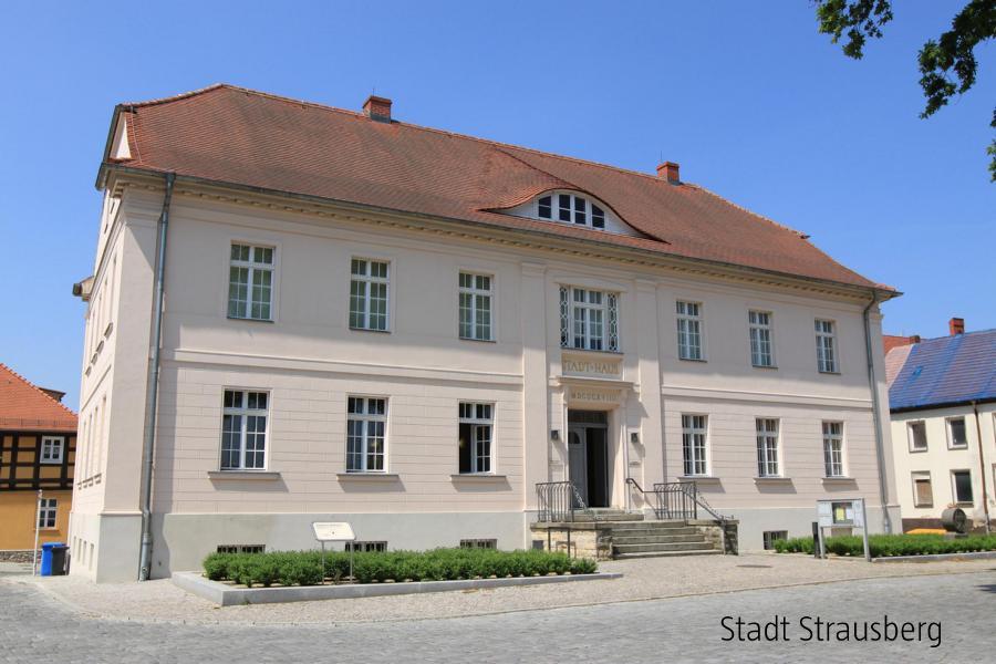 Grundstueck Strausberg - Bibliothek - Spreeinsel Immobilien