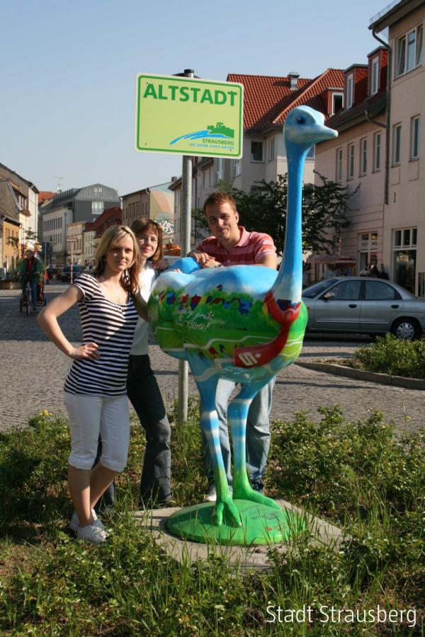 Grundstueck Strausberg - Stadtschild - Spreeinsel Immobilien