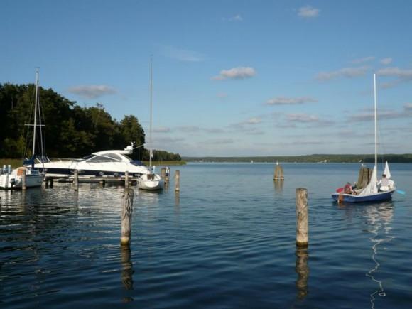 """Bootsfahren auf dem """"Seechen"""""""