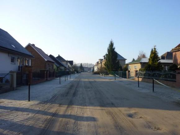 Wohngebiet Rudolf-Breitscheid-Straße in Bestensee