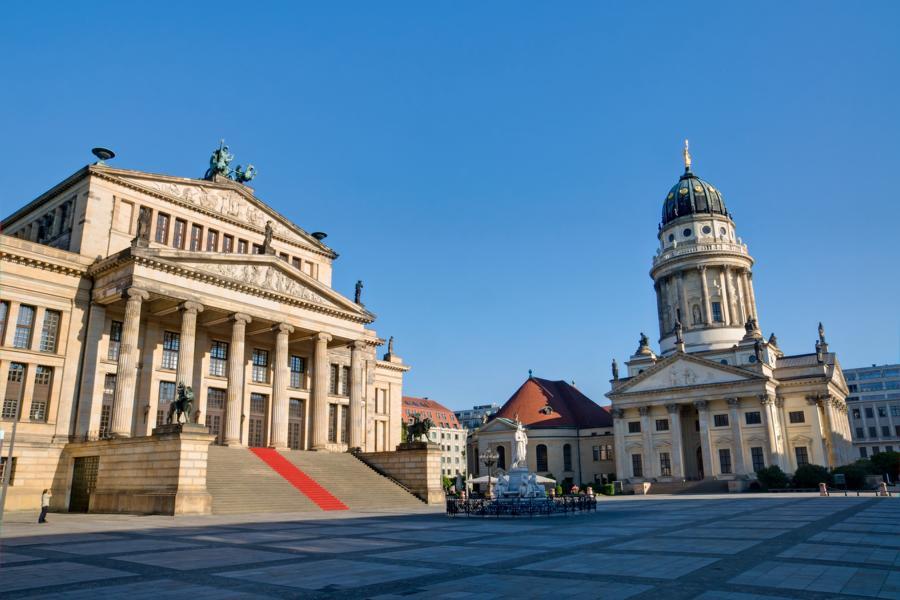 Spreeinsel Immobilienvermittlung - Berliner Stadtzentrum